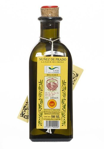OLIVE OIL NUNEZ EXTRA-VIRGIN 500ML