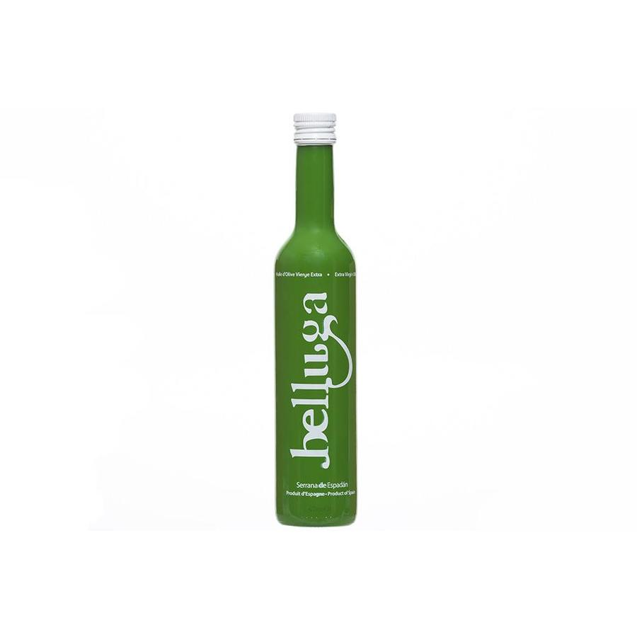 Huile d'olive extra-vierge Belluga verte 500ml