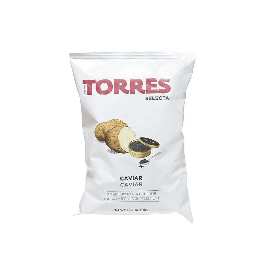 POTATOE CHIPS TORRES Caviar 150G