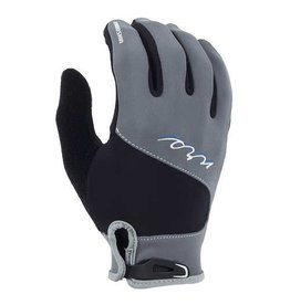 NRS NRS  HydroSkin Gloves Gray/Black