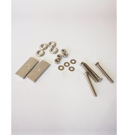 Swift Canoe Parts Thwart Hardware Kit