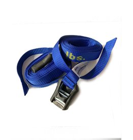Diversco Supply 12' Transport Straps - Blue
