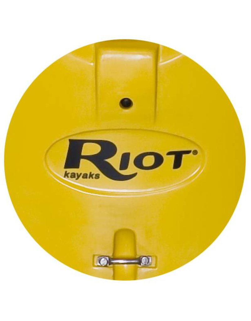 Riot Riot Edge 11  with Skeg