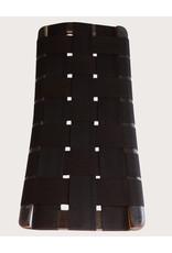Swift Canoe Parts Contour Bow Sliding Seat - Black Maple