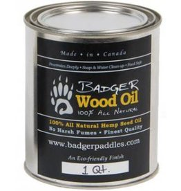 Badger paddles Paddle Oil - Quart
