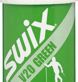 Swix V20 Green Hardwax-8/-15C , 43g