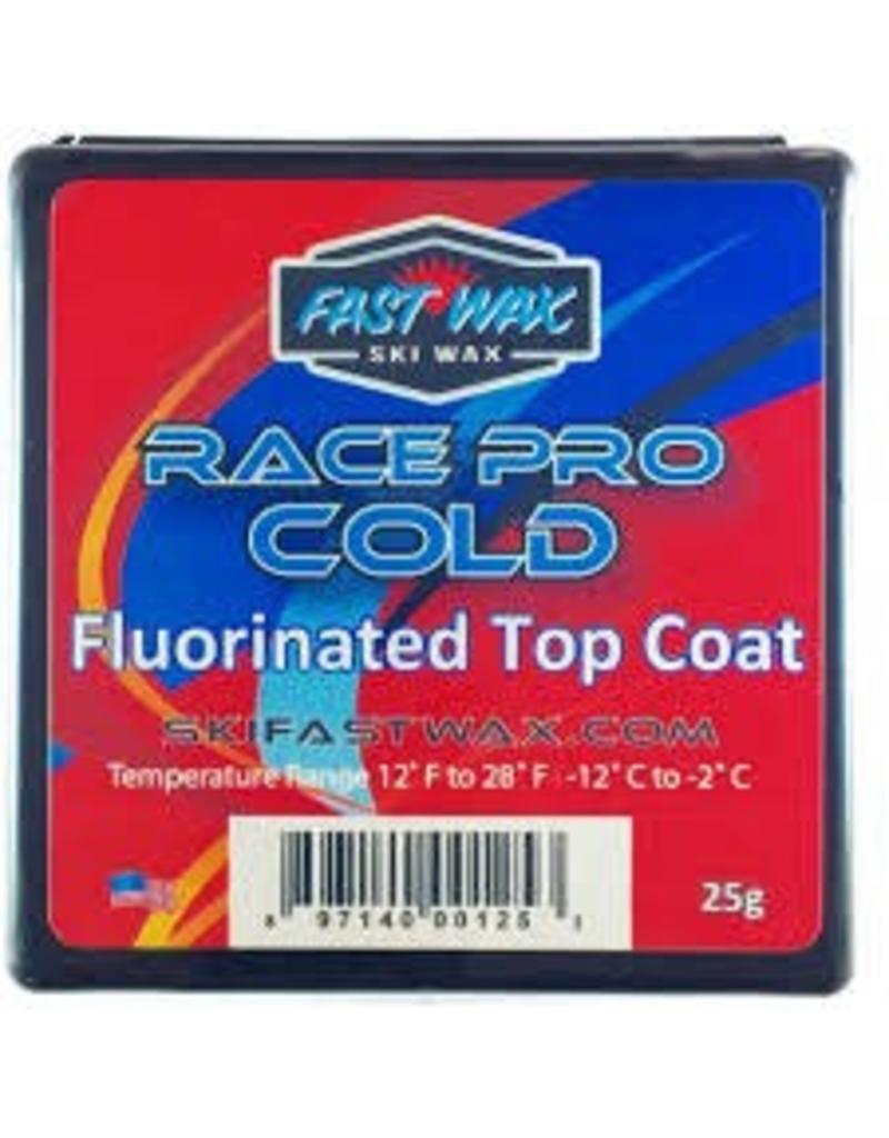 Fast Wax FLUORO TOP COAT PASTE WAX [Size: 25G ]