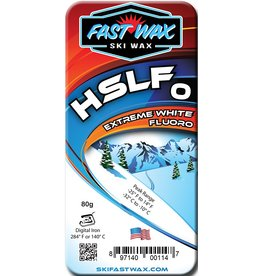 Fast Wax HSLF-0 WHITE