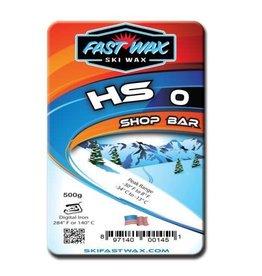 Fast Wax HS-O WHITE BULK