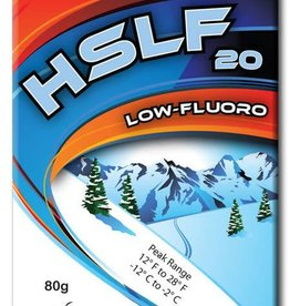 Fast Wax HSLF-20 BLUE