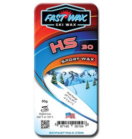 Fast Wax HS-30 RED