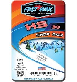 Fast Wax HS-30 RED BULK