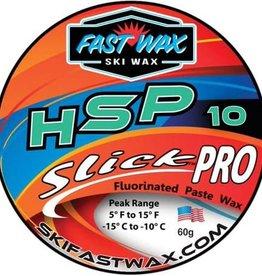 Fast Wax HSP-10 SLICK PRO WAX: GREEN [Year: 2017]