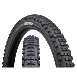 "Teravail Kennebec Tire, 27.5+ x 2.8"", Light and Supple, Tubeless-Ready, Black"