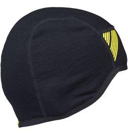 45nrth Stavanger Helmet Liner Hat: Black SM/MD