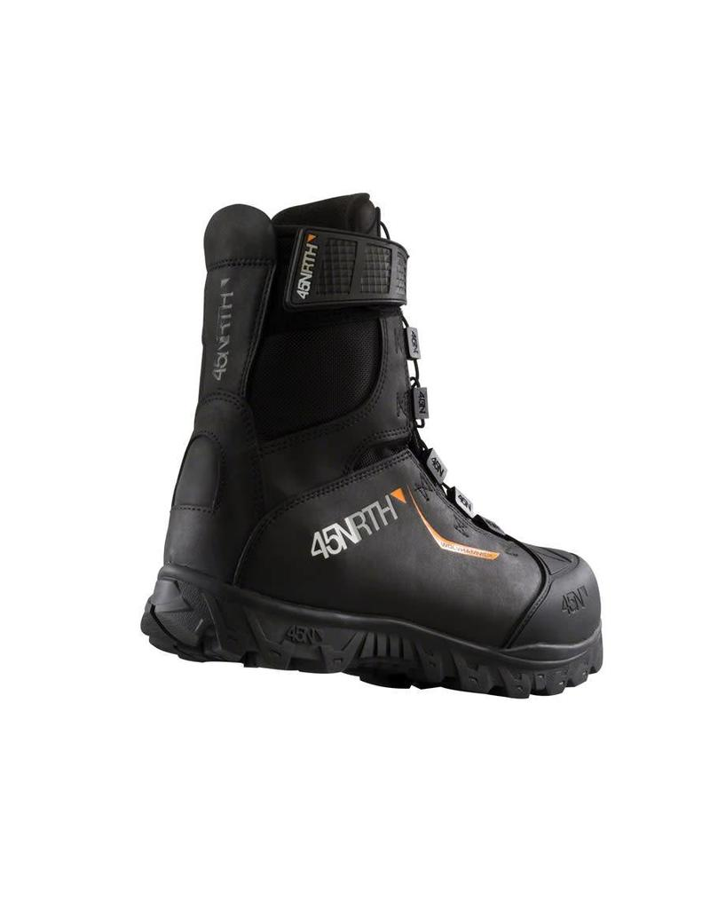 45nrth Wolvhammer MTN 2-Bolt Cycling Boot: Black Size 40