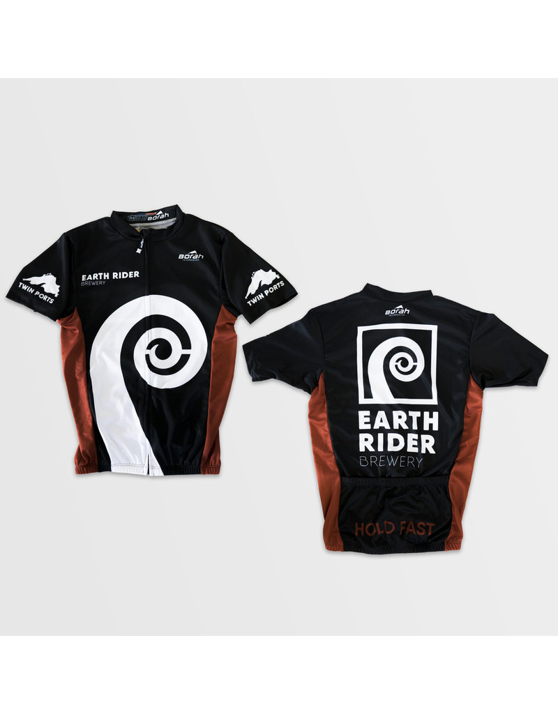 Earth Rider Earth Rider Womens Club SS Jersey MD