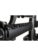 "Kuat NV Base 2.0 - 2"" - 2-Bike Rack - Matte Black"