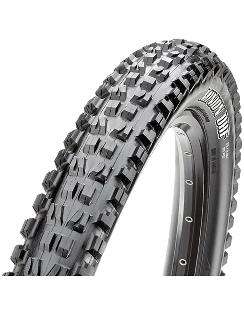 Maxxis Minion DHF Tire 27.5 x 2.60, Folding, 120tpi, 3C, EXO, Tubeless Ready, Black