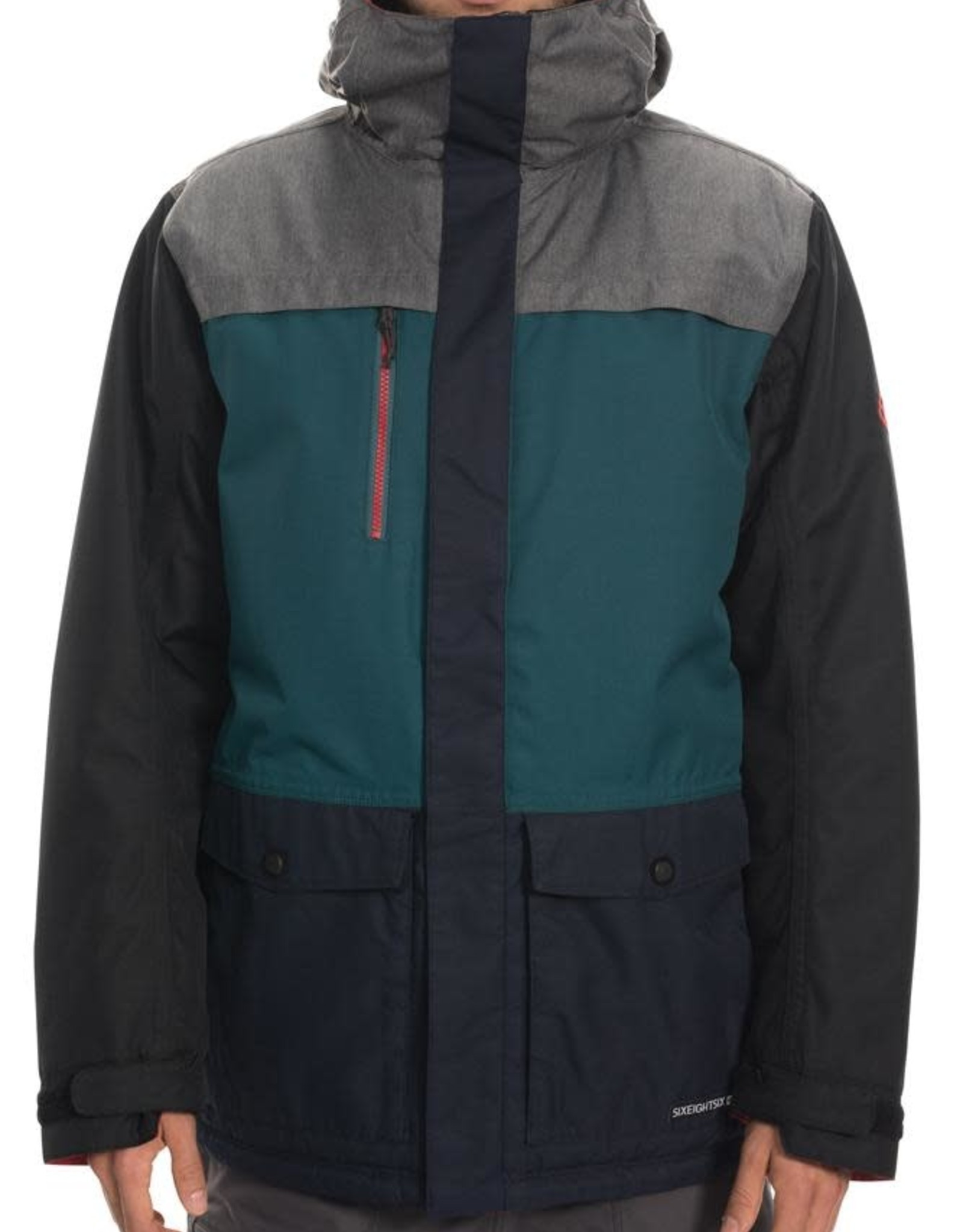686 MNS ANTHEM INSULATED JACKET
