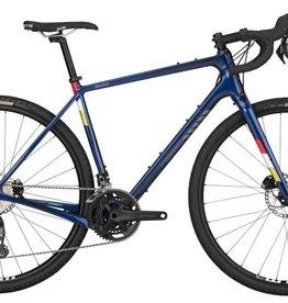 Salsa Salsa Warbird Carbon GRX 600 Bike - 700c, Carbon, Dark Blue, 54.5cm