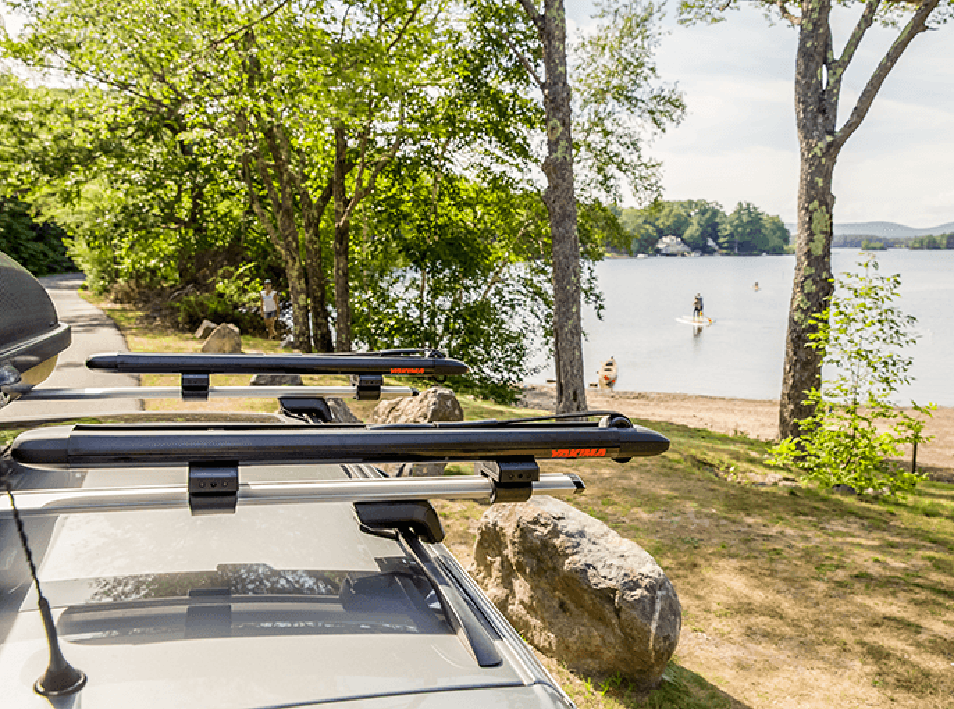 Yakima Top of Car Roof Rack