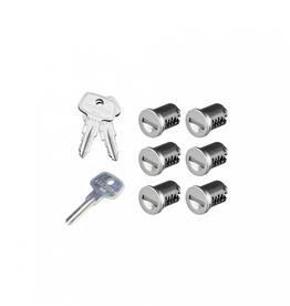 Yakima SKS Lock Cores - 6 Pack