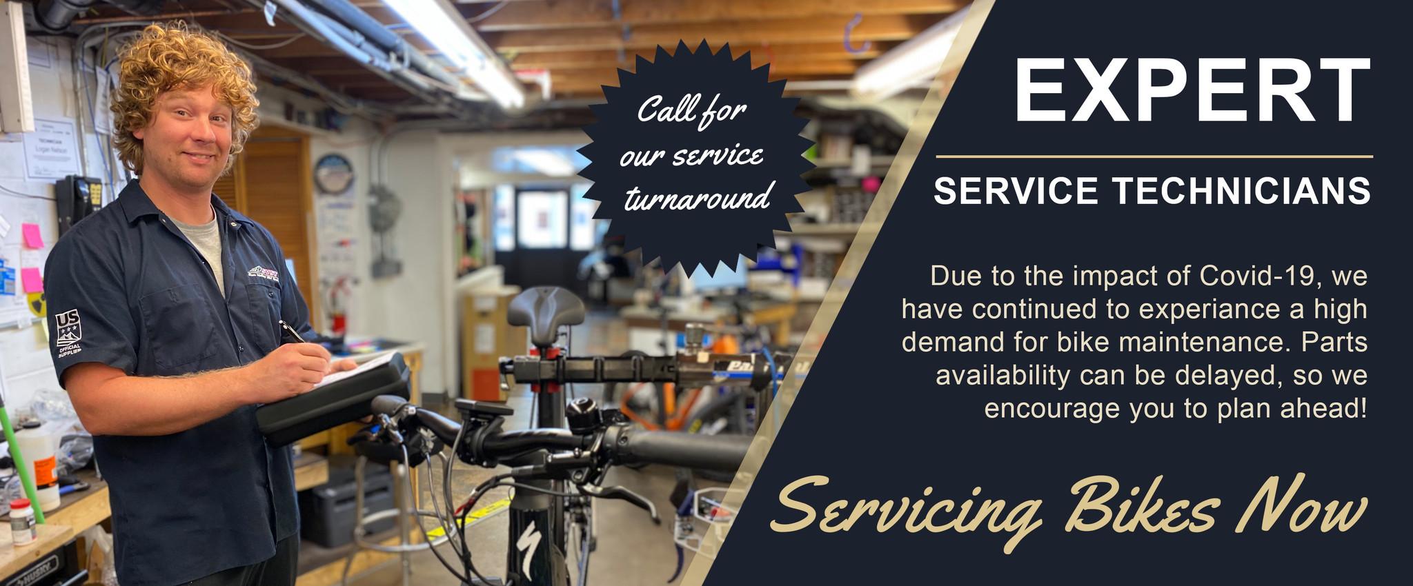 quality bike service and repair