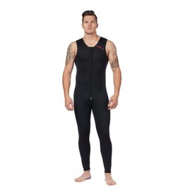 Level Six Farmer John Front Zip Wetsuit