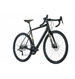 Salsa Warbird Carbon Force Bike 53cm Black Olive Brooks Limited Edition