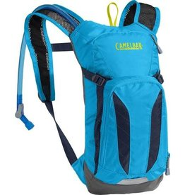 CamelBak Mini M.U.L.E. 50 oz Atomic Blue/Navy Blazer