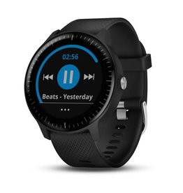 Garmin Vívoactive 3 Music Black w/ Stainless Hardware