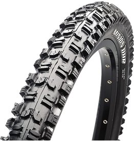 "Maxxis Minion DHR II Tire: 27.5 x 2.40"", Folding, 60tpi, 3C, EXO, Tubeless Ready, Wide Trail, Black"