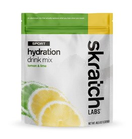 Skratch Labs Sport Hydration Drink Mix: Lemons and Limes, 60-Serving Resealable Pouch