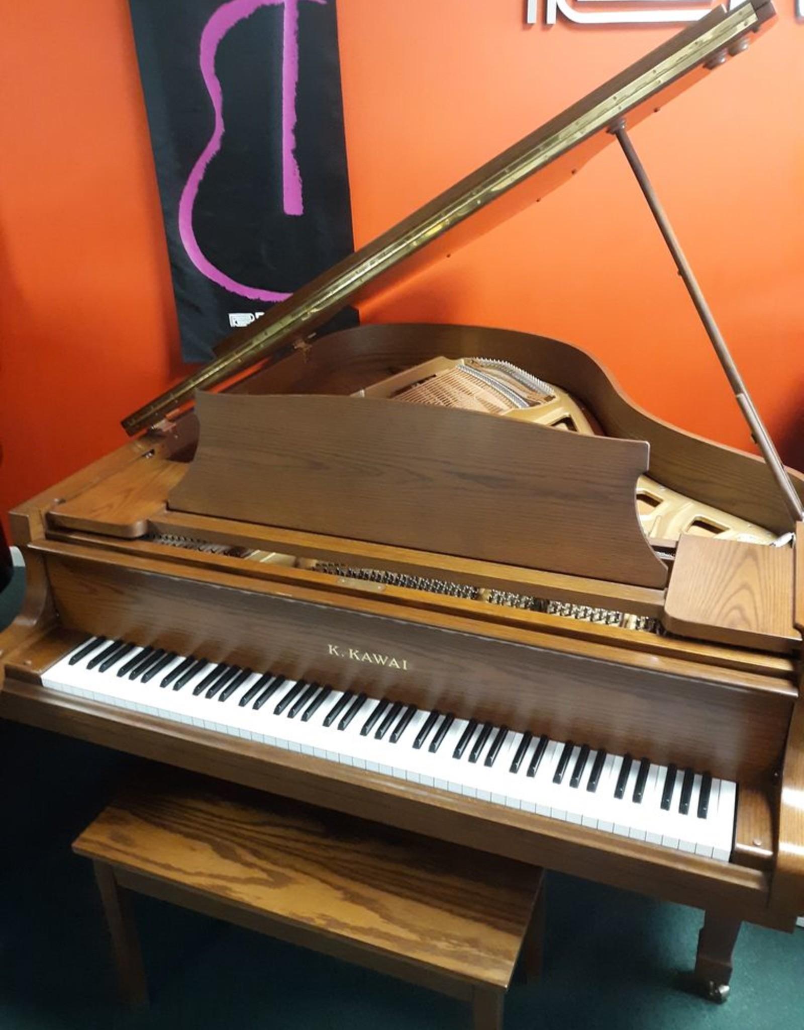"Kawai K. Kawai KG-2E 5'9"" Grand Piano (Oak) (pre-owned)"