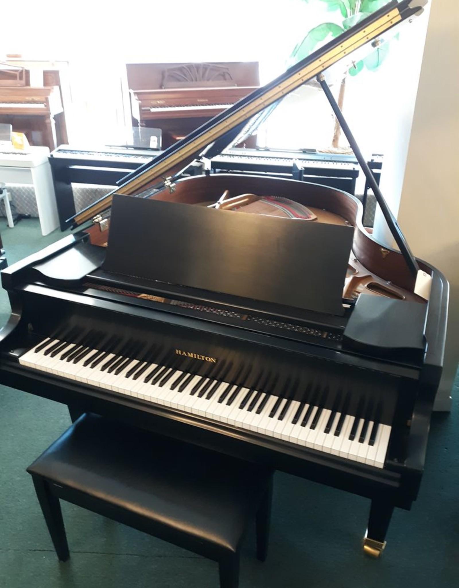 """Hamilton Hamilton H-399 5'8"""" Grand Piano (pre-owned)"""