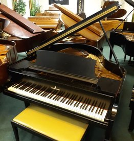 "Steinway Steinway ""Model S"" 5'2"" Grand Piano (Ebony) (pre-owned)"