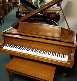 "Story & Clark Story & Clark 158 5'8"" Grand Piano (Walnut) (pre-owned)"