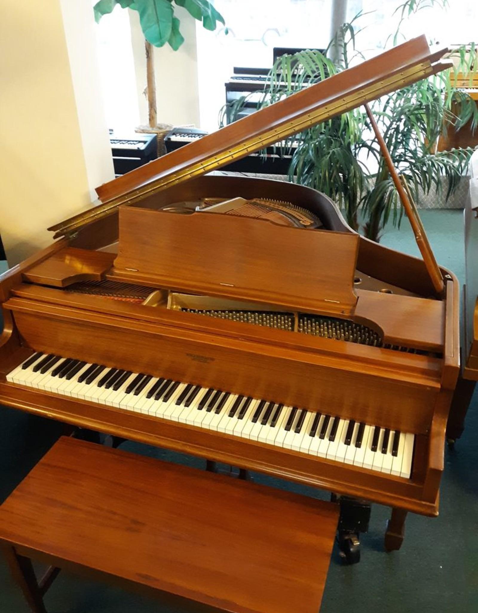 "Brambach Brambach 4'7"" Grand Piano (Mahogany) (pre-owned)"