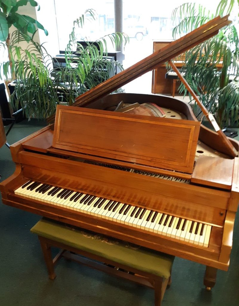 "Packard Packard 5'9"" Grand Piano (Walnut) (pre-owned)"