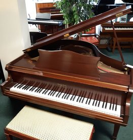 "George Steck George Steck 4'7"" Grand Piano (Mahogany) (pre-owned)"