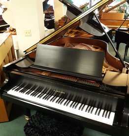 "Hamilton Hamilton H-401 6'2"" Grand Piano (High Polished Ebony) (pre-owned)"