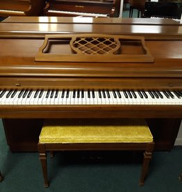 "Kimball Kimball 40"" Console Vertical (Walnut) (pre-owned)"