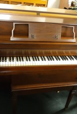 """Cable Cable 40"""" Vertical Piano (Walnut) (pre-owned)"""