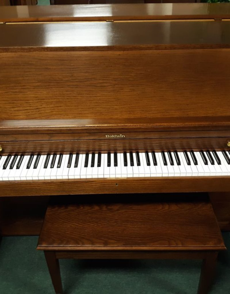"Baldwin Baldwin 45"" Studio Vertical Piano (Oak) (pre-owned)"