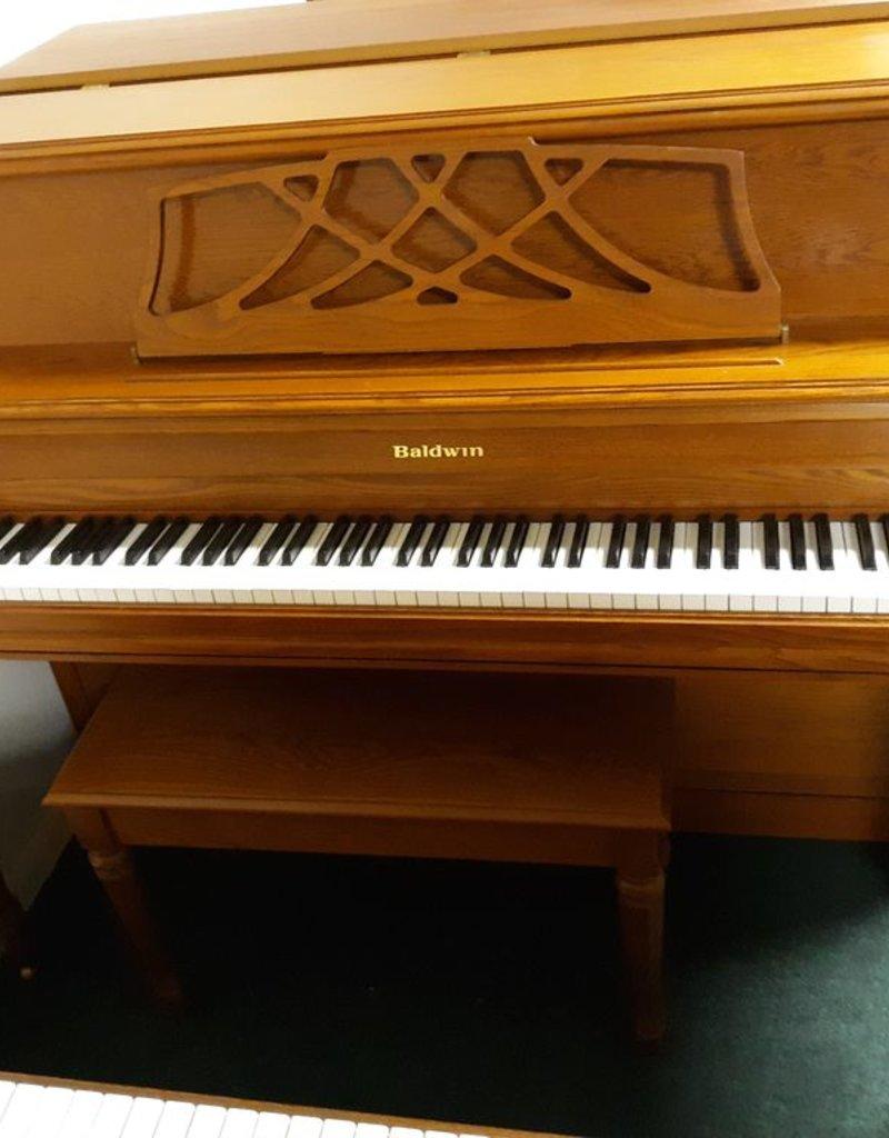 "Baldwin Baldwin Acrosonic 2095 43"" Vertical Piano (Oak) (pre-owned)"