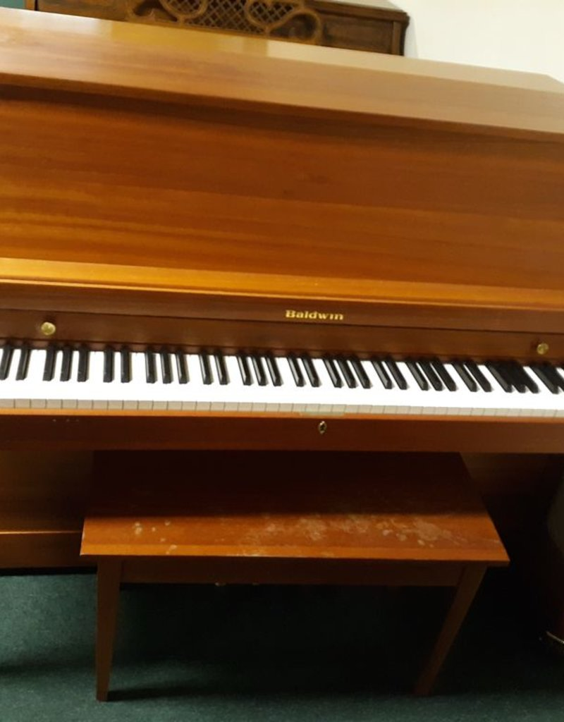 "Baldwin Baldwin 243E 45"" Studio Vertical Piano (Lyptus) (pre-owned)"