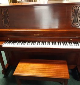 "Baldwin Baldwin 6000 52"" Concert Vertical Piano (Mahogany) (pre-owned)"