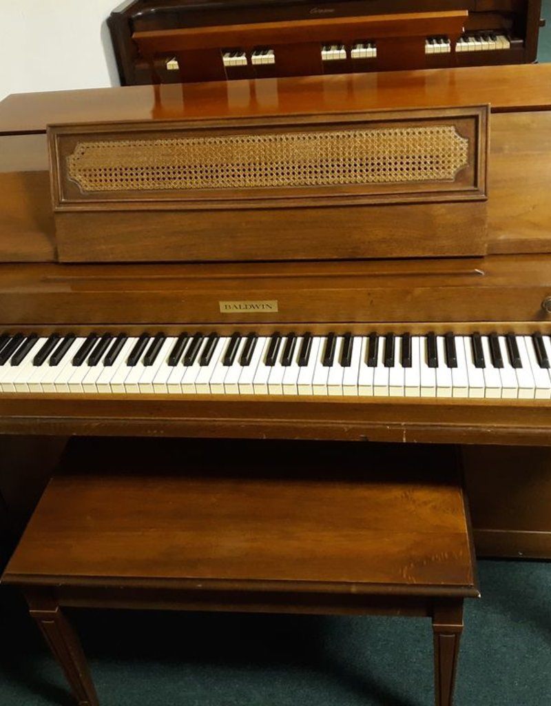 "Baldwin Baldwin 994 Acrosonic 36""Vertical Piano (Pecan) (pre-owned)"