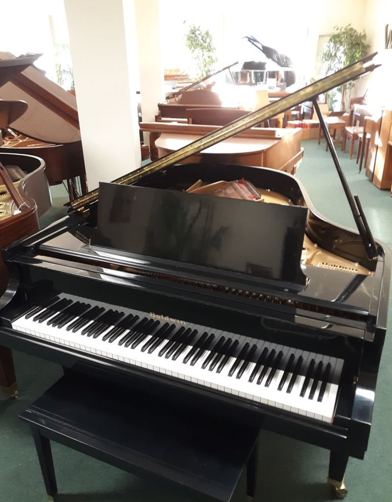 "Baldwin Baldwin ""Model L"" 6'3"" Grand Piano (High Polished Ebony) (pre-owned)"
